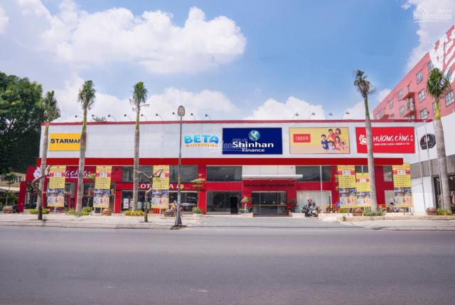 Cho thuê mặt bằng TTTM Starmart đường Quang Trung, Q. Gò Vấp
