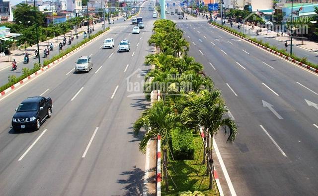 Bán nhà 2 mặt tiền Quốc Lộ 1A, tiện KD đa ngành nghề, DT 342m2 giá 14.8 tỷ