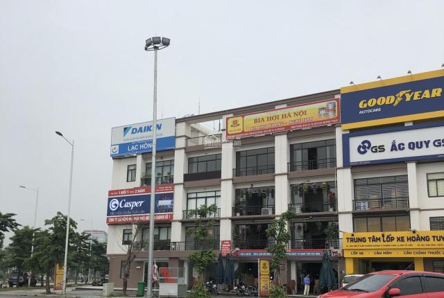 Bán shophouse 2 mặt tiền, hiện đại, mặt phố, góc ngã tư Trịnh Văn Bô
