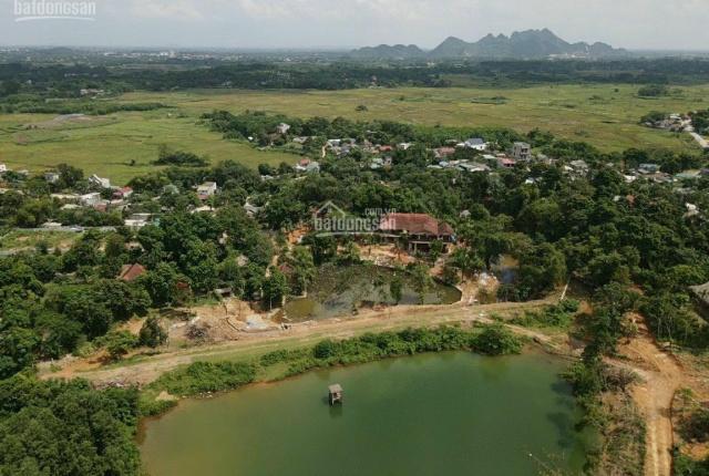 Resort Vịt Cổ Xanh cần tìm chủ mới như viên ngọc giữa lòng Lương Sơn
