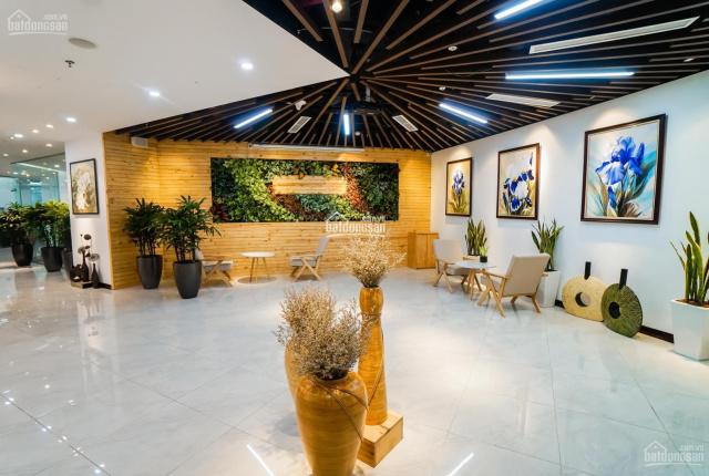 VP N04 Hoàng Đạo Thuý, siêu đẹp, sáng tạo, sẵn bàn ghế, miễn phí làm ngoài giờ + phòng họp + gym
