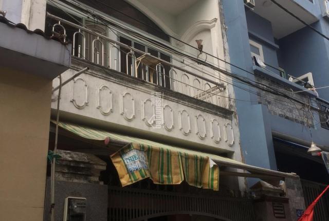 Chính chủ bán nhà sổ hồng riêng đường Số 14 Lê Văn Quới