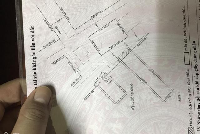 Chính chủ cần bán gấp nhà phố Phó Đức Chính, 70m2, trung tâm Q1, oto vào, hẻm thông 3 đường lớn