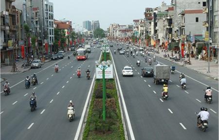 Cực hiếm! Nhà phố Hồng Tiến, Long Biên, Hà Nội DT 70m2, 2 mặt tiền, lô góc KD đỉnh, VP, cafe