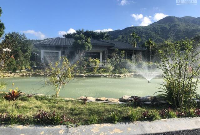 Siêu phẩm nghỉ dưỡng hoàn thiện Cư Yên, Lương Sơn, DT 5200m2, có 300m2 thổ cư