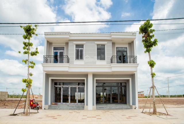 Chỉ còn 2 căn cuối cùng nhà mới xây DT: 5x25m trả trước 260 triệu nhận nhà ngay LH: 0966 887 957