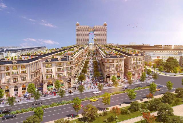Cần chuyển lại phố đi bộ thương mại Vạn Phúc Royal, 7x22m chỉ 33.8 tỷ, view đẹp, đường Royal đi bộ