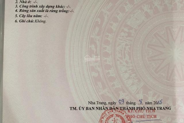 Bán đất Phước Đồng giá rẻ tại thôn Phước Hạ, xã Phước Đồng, diện tích: 100m2 giá 810 triệu