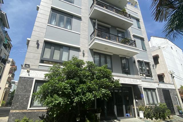 Bán nhà 4 lầu góc 2MT đường Số 3 P. Bình An, Quận 2. DT: 8 x 18m gần chợ Đo Đạc