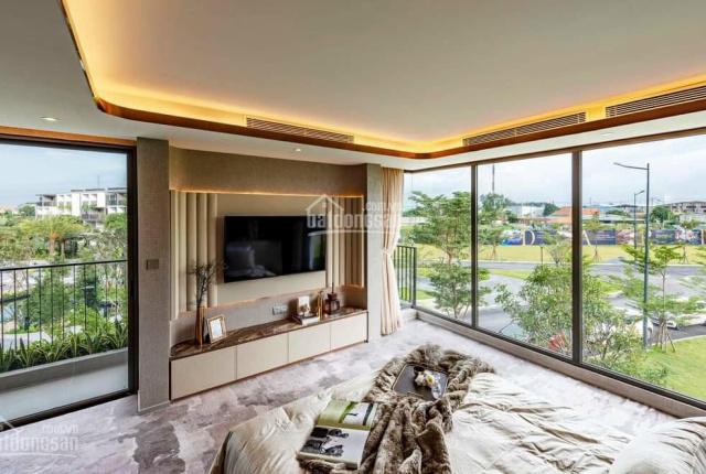 Nhà phố 1 trệt 2 lầu chuẩn resort, dành cho giới thượng lưu thanh toán 15% nhận nhà