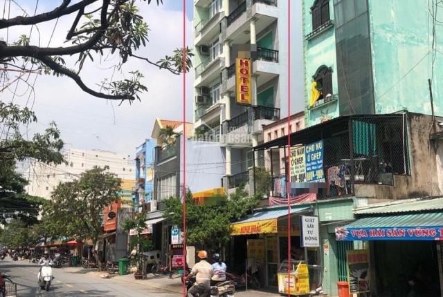 Bán gấp khách sạn mặt tiền đường Lý Phục Man, phường Bình Thuận, Quận 7