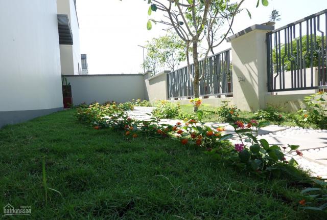 Cho thuê nhà phố Swan Park hoàn thiện, 13tr /th (có thương lượng) nhà mới, LH: 0909165079