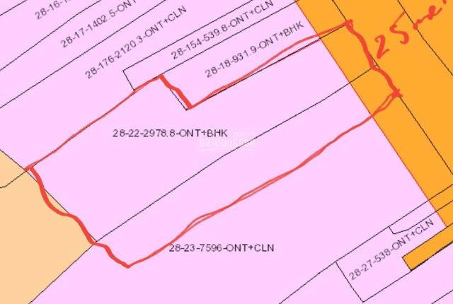 Bán 25m đất mặt tiền TL 765, gần nút giao cao tốc Dầu Giây - Phan Thiết, xã Suối Cát, Xuân Lộc