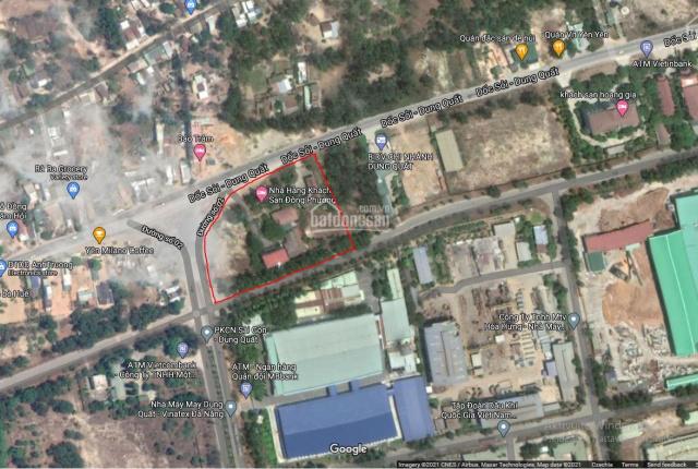 Bán siêu phẩm tổ hợp hotel nhà hàng karaoke massage tọa lạc tại vị trí siêu đắc địa thuộc Bình Sơn