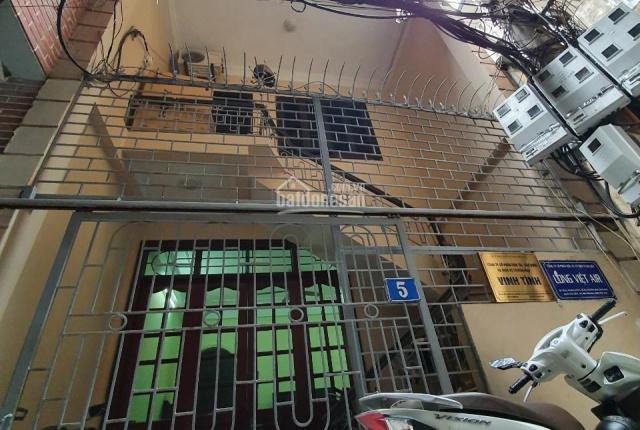 Bán nhà ngõ 62 Trần Quốc Vượng, Dịch Vọng Hậu, Cầu Giấy, HN. 3,5 tầng, 50m2, mặt tiền 4.5m