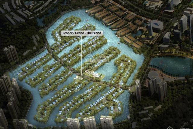 Quỹ căn biệt thự đảo Ecopark Grand The Island 270m2 - 300m2 - 450m2 - 600m2 - 1500m2