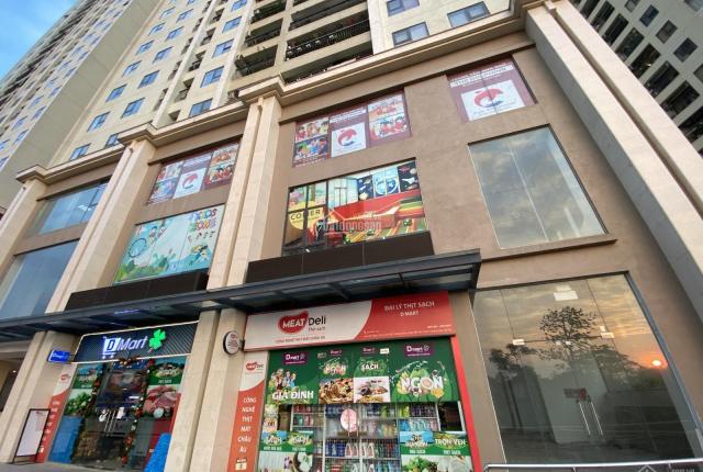 Cho thuê shophouse, kiot thương mại chung cư Gelexia Tam Trinh. Giá 20 triệu/tháng, kinh doanh tốt