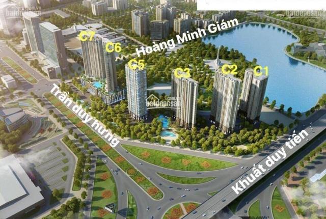 Căn hộ D'capitale Trần Duy Hưng, giá 1PN từ 1,5 tỷ - 2PN từ 2,9 tỷ - 3PN từ 3,9 tỷ. LH: 0878135333