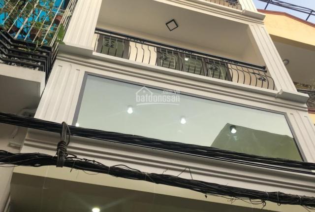 Cho thuê nhà nguyên căn ô tô vào nhà ngõ 12 Lương Khánh Thiện, Hà Nội, 70m2, 4 tầng và 1 tum