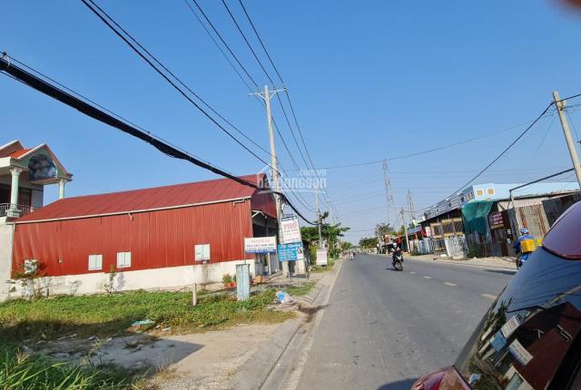 Cần tiền bán gấp đất MT Nguyễn Bình, giá chỉ bằng trong hẻm 40tr/m2, 320m2 thổ cư