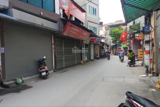 Bán nhà mặt phố Quỳnh Mai - Thanh Nhàn, 35m2x4 tầng, MT 6,5m, giá 5.3 tỷ