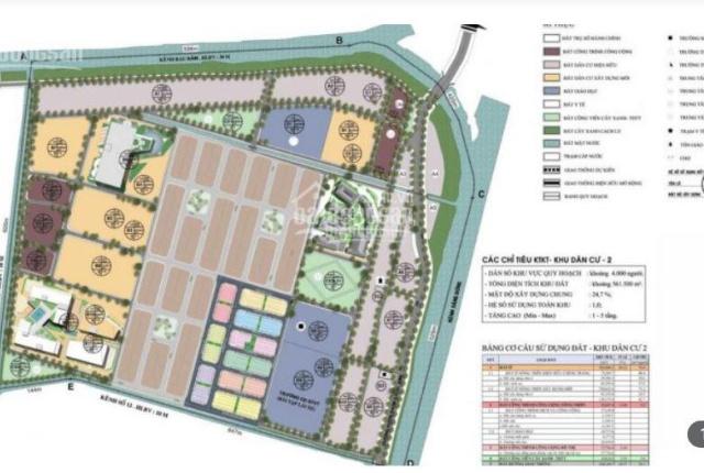 Bình Lợi Center dự án tọa lạc tại đường Vườn Thơm, Bình Chánh 25tr/m2