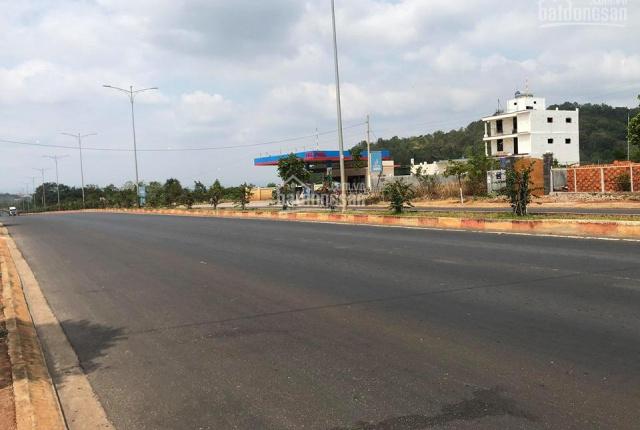 878m2 mặt tiền đường 30-4, phường Ea Tam, đối diện cây xăng Hoàng Giang 2