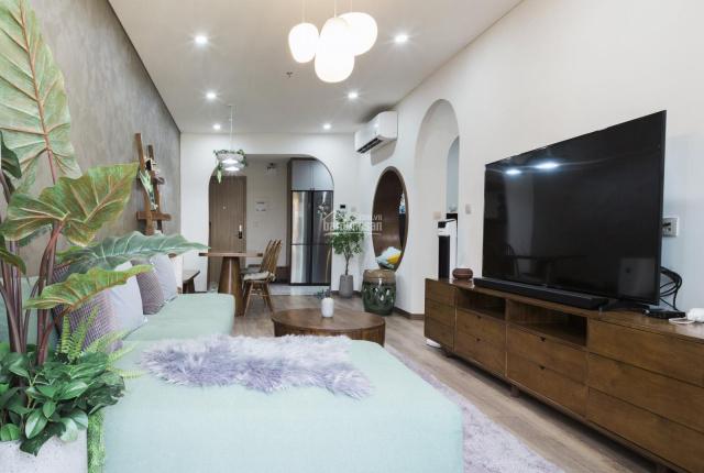 Cho thuê căn hộ full nội thất, có suất ô tô, giá từ 18 triệu, miễn PQL, LH PKD 0933626466