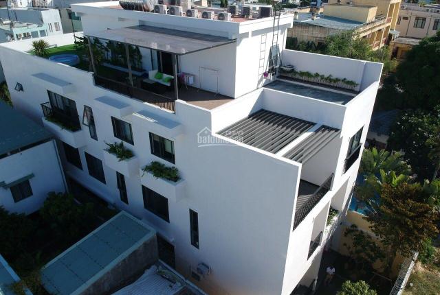 Bán villa CH dịch vụ gồm 4 căn. Studio 1PN, 2PN và 01 căn penthouse với sân vườn sân thượng