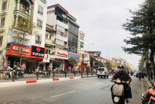 Bán gấp nhà mặt phố, lô góc đường Nguyễn Chí Thanh, Đống Đa, Hà Nội, 80m2, MT 8m, KD siêu đỉnh