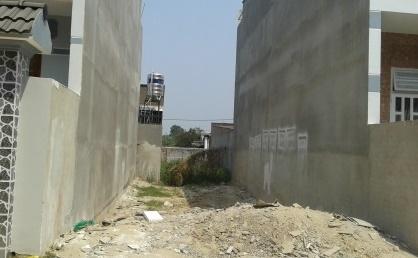 Ngân hàng Sacombank thanh lí 5 lô đất quá hạn vay, SHR, liền kề chợ dân sinh