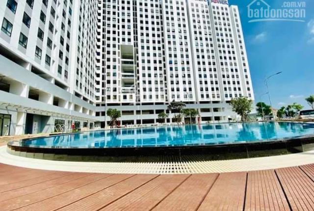 CC cần bán gấp căn Marina mới ra sổ, nhà mới, đầy đủ nội thất tặng lại. View hồ bơi, nắng sáng