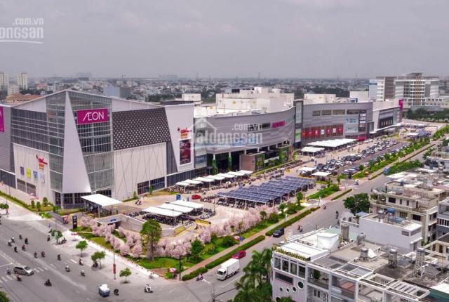 Bán nhà mặt tiền đường Số gần siêu thị Aeon, khu Tên Lửa, Bình Tân, diện tích 8*21m, 3 lầu giá:16tỷ
