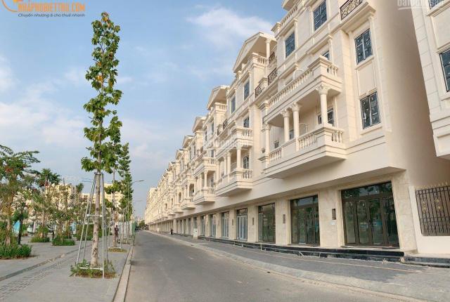 Cho thuê nhà phố thương mại Cityland, view đối diện công viên