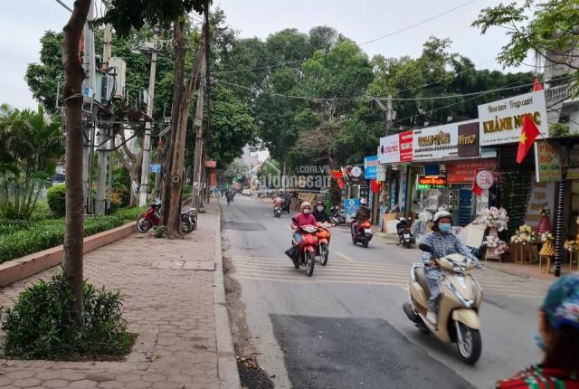 Bán đất mặt phố Ngọc Hồi - Thanh Trì - đường rộng vỉa hè, 48m2 - MT 4m, giá 3.75 tỷ - Lh 0967514588