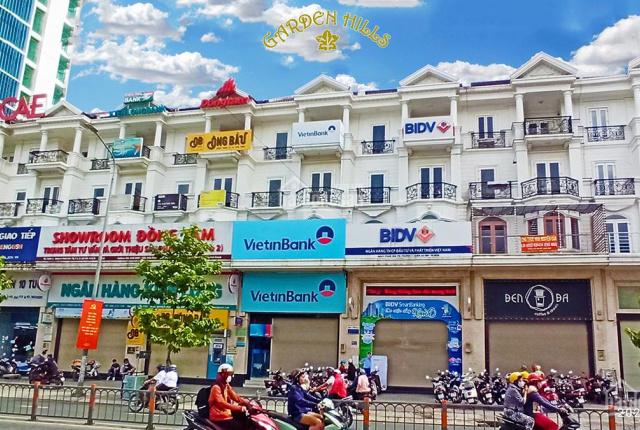 Cho mặt bằng thương mại mặt tiền Phan Văn Trị ngay Cityland Garden Hills, giá thuê hợp lý
