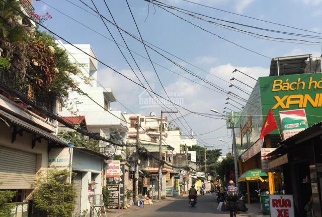 Bán nhà mặt tiền đường số phường 16 Gò Vấp