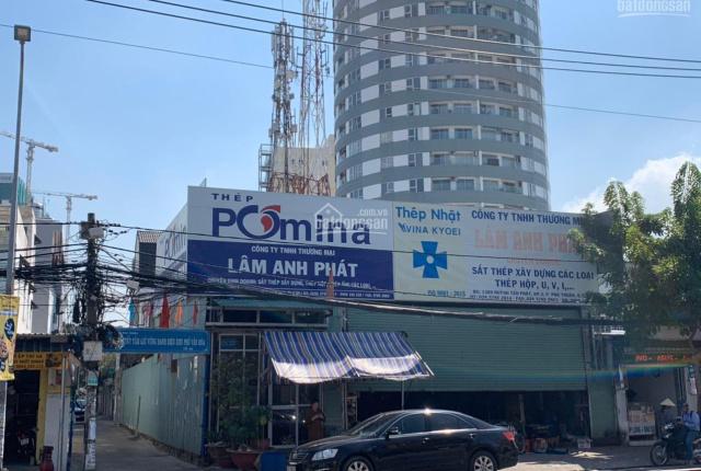 Cho thuê MT Huỳnh Tấn Phát, Quận 7 DT 13x32=416m2, trần cao 7m kinh doanh tự do giá chỉ 75tr/th