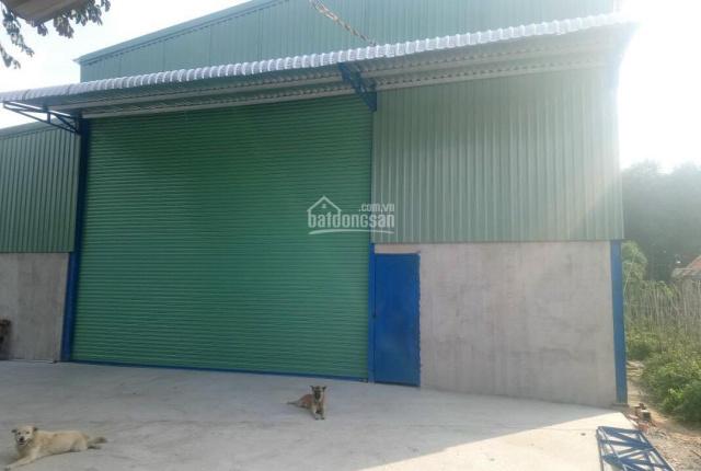 Cho thuê kho Phú Mỹ, TP Thủ Dầu Một, DT 500m2, có điện 3 pha, 30tr/th. LH: 0909191168