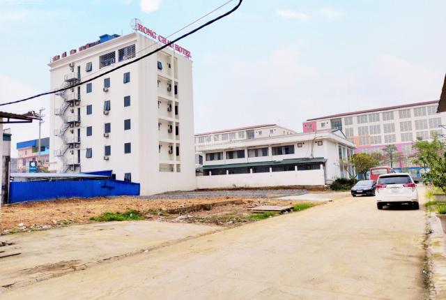 Bán đất vip đối diện ký túc xá Samsung Phổ Yên, Thái Nguyên, 200m2, MT 10m, giá 3.2 tỷ