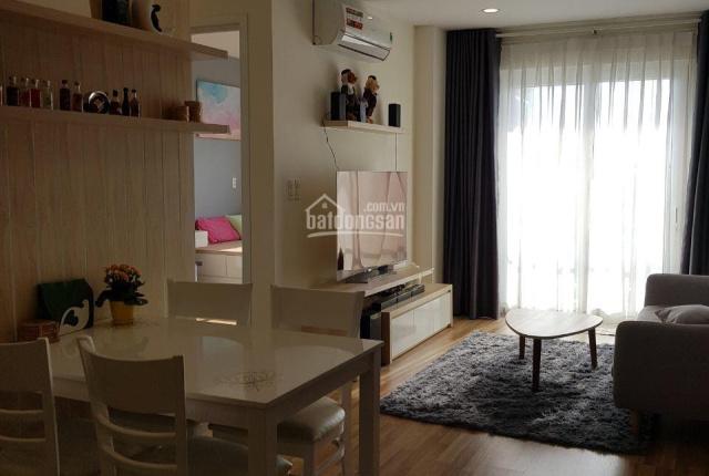 Bán gấp căn chung cư ốp gỗ nội thất hiện đại xinh xắn full điện gia dụng vào ở ngay không cần decor