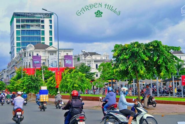 Cho thuê nhà phố nguyên căn mặt tiền Phan Văn Trị, đối diện Cityland Emart - Gò Vấp