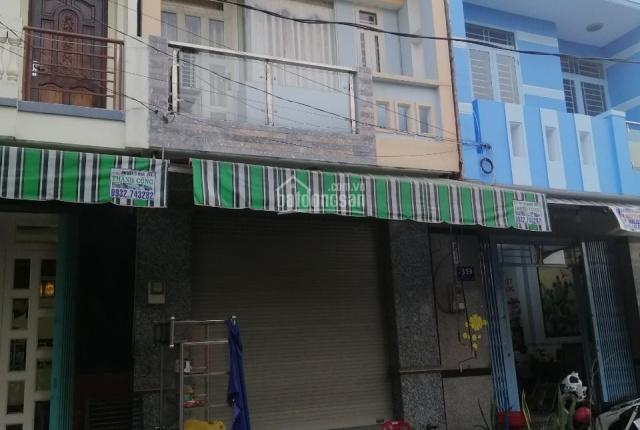 Bán nhà mới KDC Vĩnh Lộc B, Vĩnh Lộc B, Bình Chánh, 4 x 12m, giá: 3.250 tỷ TL (nhà 1 trệt 2 lầu)