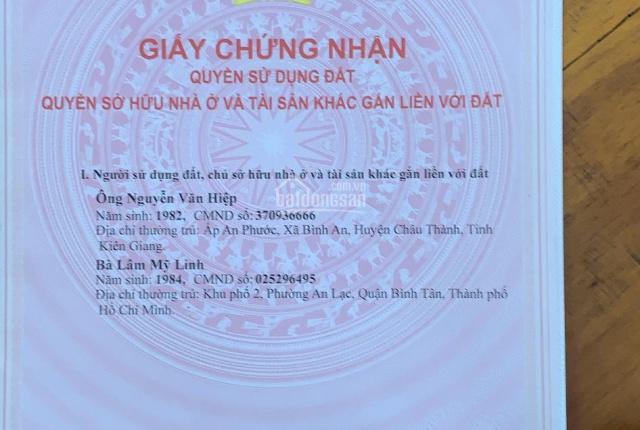 Chính chủ bán đất xã An Thạnh, huyện Bến Cầu, Tây Ninh, diện tích 42000m2, giá chỉ 14,7 tỷ