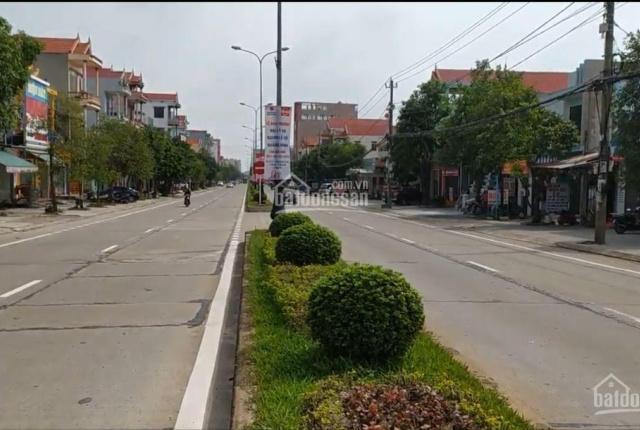 Bán 318.8m2 đất kinh doanh thương mại dịch dịch vụ đường Hữu Nghị (0948023969)