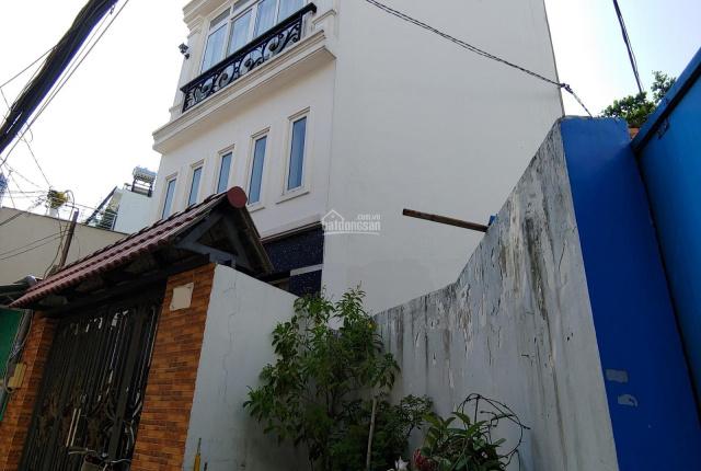 Nhà hẻm xe ba gác Nguyễn Thượng Hiền sổ hồng, Bình Thạnh 5,55 tỷ