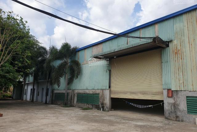 Chính chủ bán rẻ nhà xưởng mặt tiền Đông Hòa, Trảng Bom, có văn phòng, nhà ăn, công trình phụ