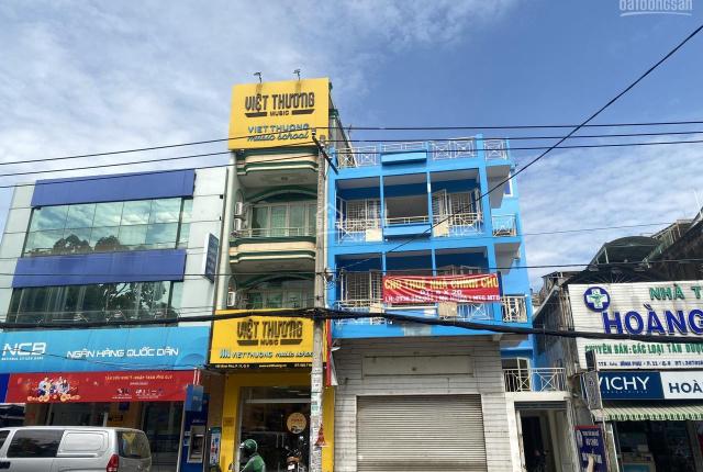 Cho thuê nhà nguyên căn 1 trệt 2 lầu 8x20 mặt tiền đường Bình Phú, Quận 6. Liên hệ: 0938948094