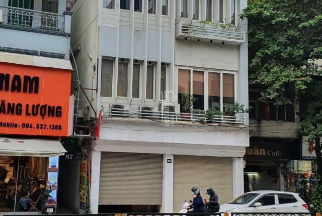 Cho thuê nhà mặt phố 3 tầng Tôn Đức Thắng, Phường Hàng Bột, Quận Đống Đa, LH 0949277176
