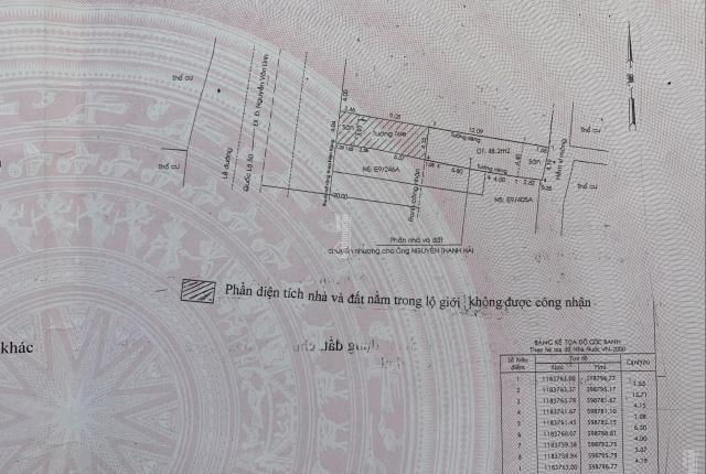 Chính chủ bán gấp nhà đất 65m2 tại Bình Chánh